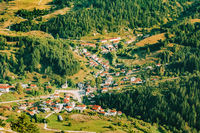 Settlement in the Rhodope Mountains