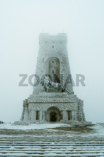 Monument to Freedom Shipka 1877 - GabrivoThe Shipka Memorial is situated on the peak of Shipka.