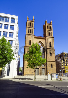 Friedrichswerdersche Kirche, Berlin, Deutschland