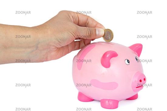 Euros sparen