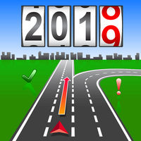 2019 New Year replacement of navigation way forward