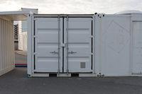 Temporary Cargo Container
