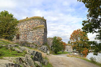 Seaside Walk in Suomenlinna