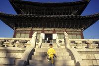 SOUTHKOREA SEOUL KYONGBOKKUNG PALACE