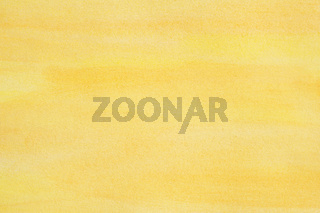 yellow watercolor background with brush stroke texture on paper