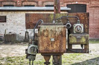alte Elektroinstallation | old electrical installation