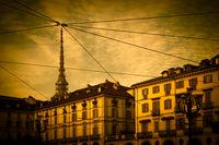 Turin, Italy - Mole Antonelliana view