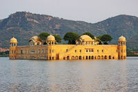 Jal Mahal, Jaipur, Rajasthan, India.