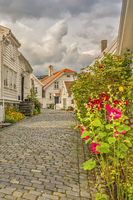 Old Town Road  Stavanger Norway