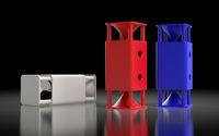 New concept of portable speaker.