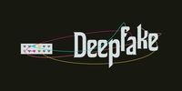Deepfake AI Concept Vector