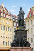 Memorial for Frederick Augustus II of Saxony