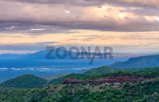 Mago National Park, Omo Valley, Etiopia