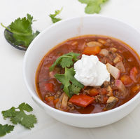 Low carb goulash soup