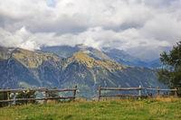 Landschaft in den Sarntaler Alpen, Südtirol