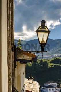 Old light lantern