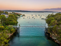 Parsley Bay on Sydney Harbour