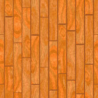 Realistic wooden boards with texture, parquet seamless pattern