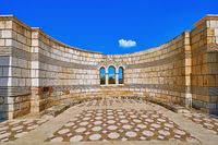 The Great Basilica in Pliska
