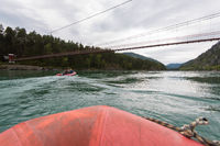 Rafting and boating on the Katun River