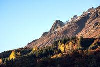 Autumn Colors in El Bolson, Patagonia, Argentina