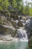 Mirnawasserfall bei Kotli