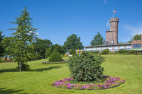 Bismarckturm auf dem Vogelsberg in Lütjenburg