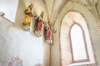 Holy Spirit Church in Valle Aurina