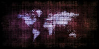 Steam Punk World Map