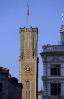 Turm der alten Post