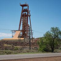 Gold Mine, Kalgoorlie, Western Australia