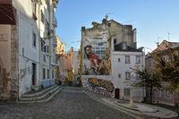 Stadtansichten Lissabon IV