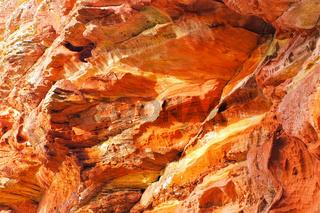 Dahner Felsenland Sandstein Hintergrund - rocks in Dahn Rockland in Germany, background