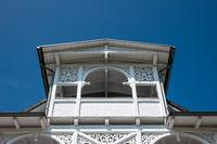 Haus in Sellin auf der Insel Rügen