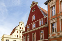 Giebelhaus, Stralsund, Deutschland, house with gable, Stralsund, Germany