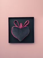 Heart shape in a gift box