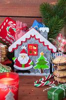 Kleine Geschenke und Plaetzchen