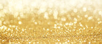 Abstract golden glitter background Abstract golden glitter background