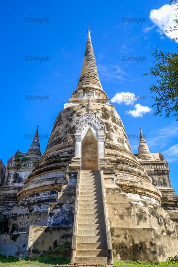 Wat Phra Si Sanphet temple, Ayutthaya, Thailand