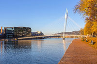 Ypsilon Bridge Autumn