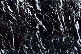 Real natural .' Nero Mokquina ' texture pattern. Background.
