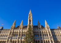 City Hall in Vienna Austria
