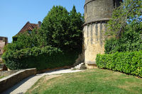 Lanterne des Morts, zylindrischer Turm, Totenlaterne, Totenkapelle, Sarlat