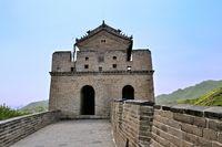 Wachturm auf der grossen Mauer in China