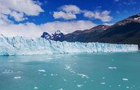 Glacier in Argentina