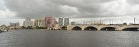The Royal Park Bridge Connects Palm Beach to West Palm Beach