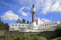 Paimio Sanatorium, Finland