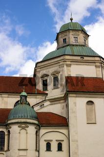 Sankt Lorenz Basilika 001. Kempten