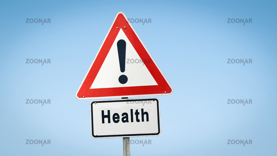 Street Sign to Health