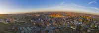 Bilder aus Quedlinburg Harz Luftbildaufnahme